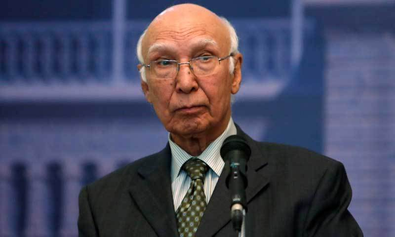 Talks With Sushma to Focus on Composite Dialogue Resumption: Aziz