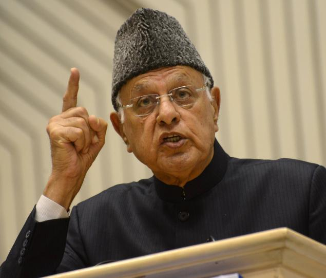 Political Stalemate Detrimental To Interests Of J&K, Says Farooq
