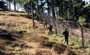 India, Pak Exchange Gunfire On LoC In Poonch