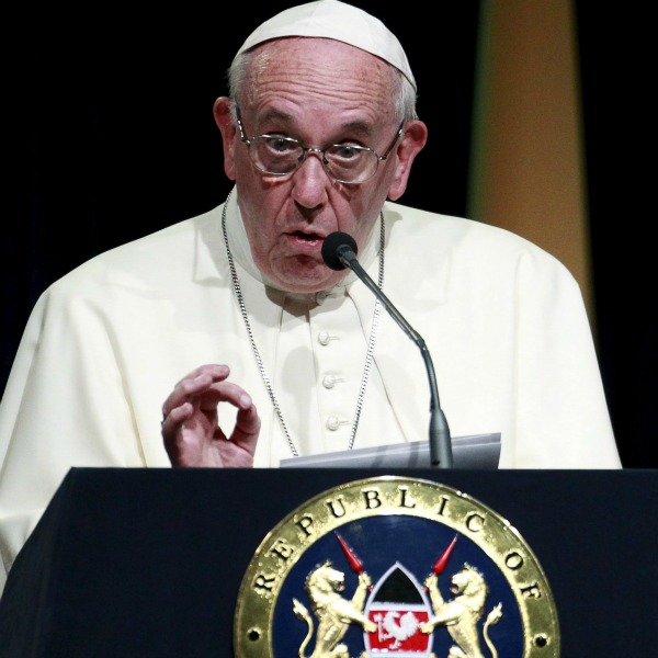 World Facing 'Grave Environmental Crisis', Warns Pope Francis