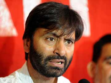 Malik Shifted To Central Jail