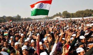 Indians Must Strive and Support the Democratic Structure of Country