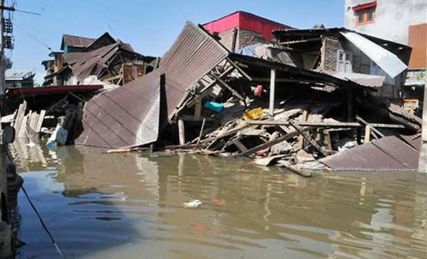 Govt Drastically Reduces Flood hit Houses to 67,661