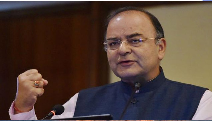 In Kashmir Battle Between Separatists And Country: Jaitley