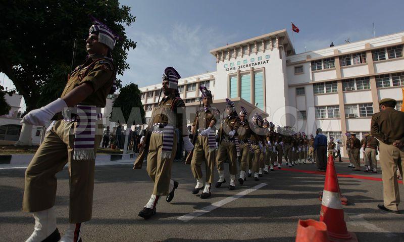 Civil Secretariat Offices Open in Jammu