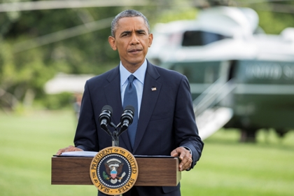 US to Engage With Tech Companies to Track Radicals: Obama