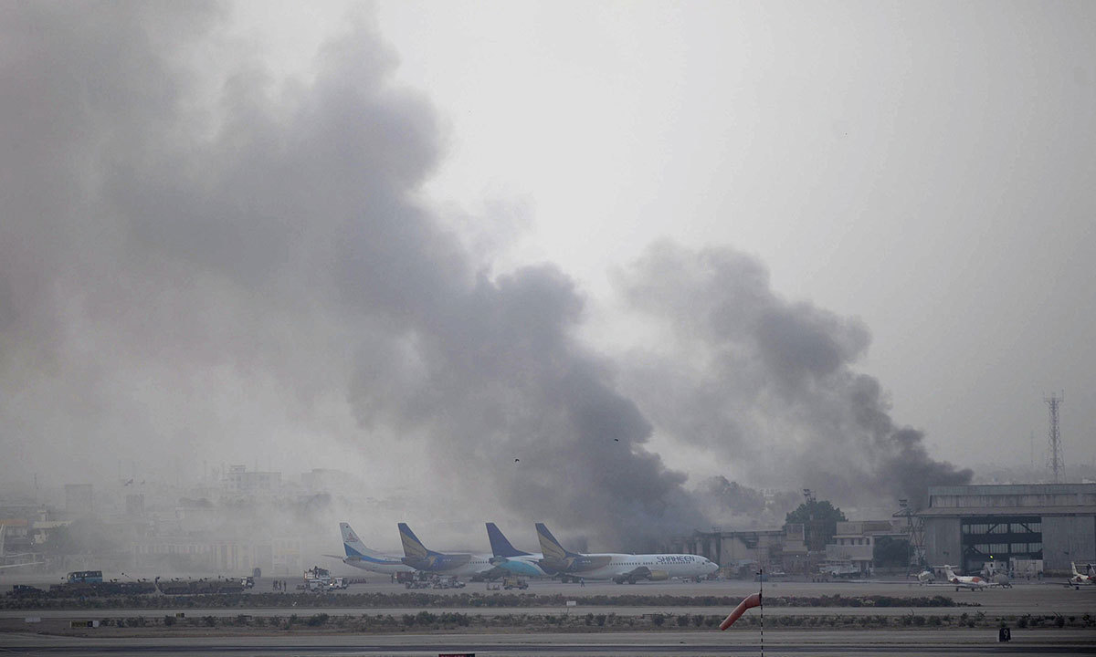 37 Killed in Taliban Siege at Afghan Airport: Afghan Defence ministry