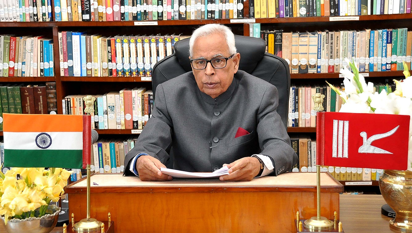 Governor Rule Imposed In JK