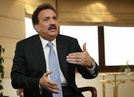 India Trying to Spoil Pakistan-Afghan Ties: Rehman Malik