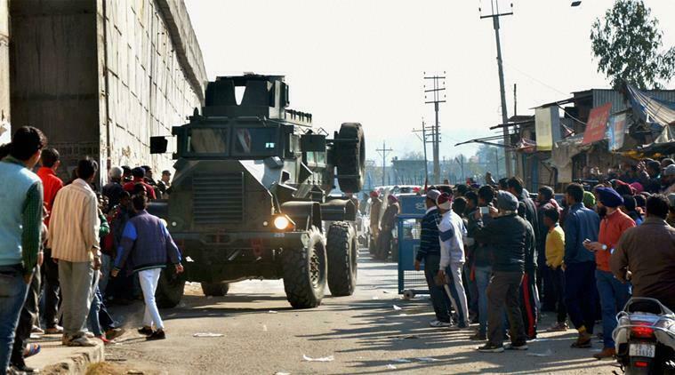Guns Fall Silent At Pathankot Air Base; Search Op Still On