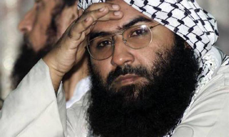 Jaish Chief Azhar Under Protective Custody: Pak Minister