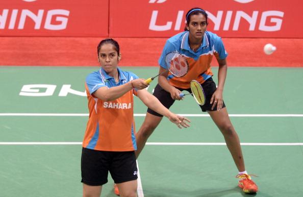 Saina, Sindhu To Be In Action In 12th SAG Badminton