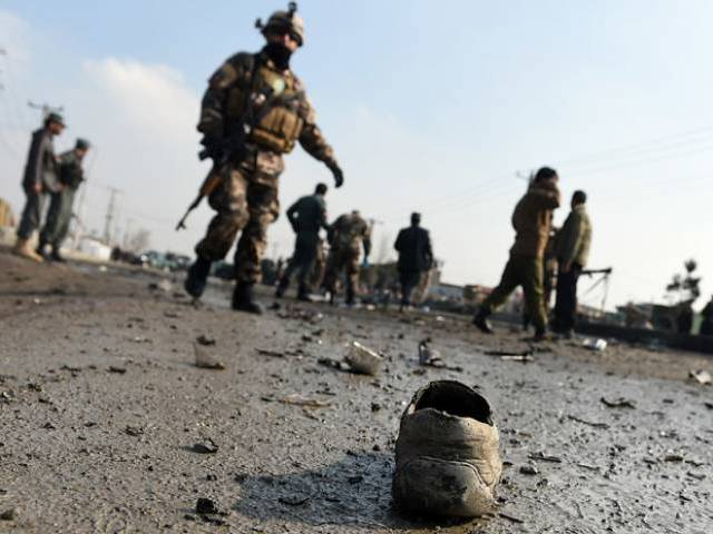 Afghan Civilian Casualties Top 11,000 To Hit Record In 2015: UN