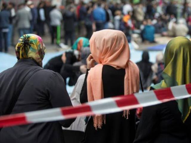 US Bank Denies Entry To Muslim Woman For Wearing Hijab