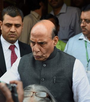 PM Has Passed Budget Test With Flying Colours: Rajnath