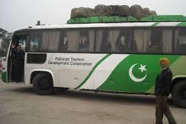 Lahore-Delhi 'Dosti' Bus Service Resumed