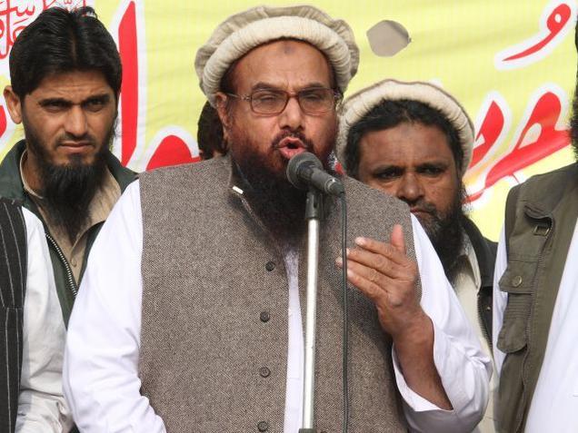 Hafiz Warns Of Attack, India Worried