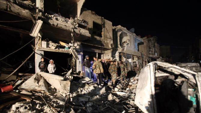 IS Blasts Kill Over 150 As US, Russia Press Syria Truce