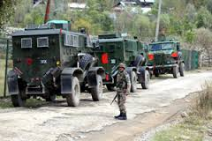 Search Operation Launched In Central Kashmir