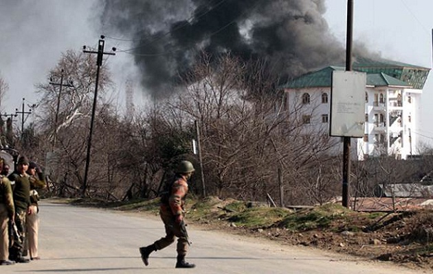 """Pampore Encounter: """"No Hurry To Flush Out Militants"""""""