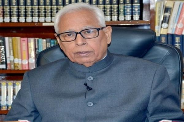 Governor To Visit Srinagar  For Security Review