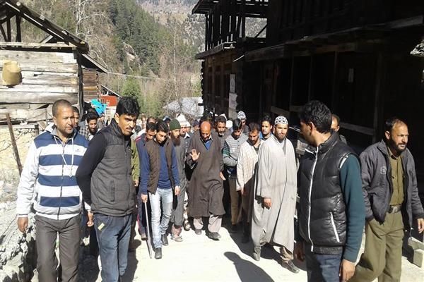 Er Rasheed Addresses Protests Against NFSA In Keran