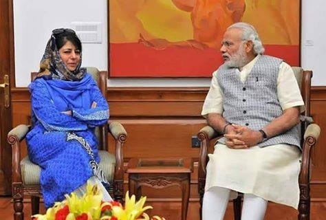 JK Parties Ask Mehbooba To Clear Stand On Her Meeting With PM