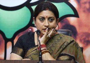 "Row Over ""Bharat Mata Ki Jai"" Reflects Challenging Times: Irani"