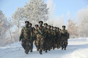Chinese Army spotted along Line of Control In Pakistan-Occupied Kashmir, Say Sources