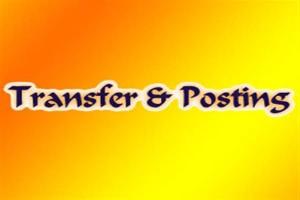 SAC Orders Transfers, Postings In Police deptt.