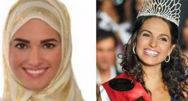 Status Given To Muslim Women Attracted Czechoslovakia Beauty Queen To Embrace Islam