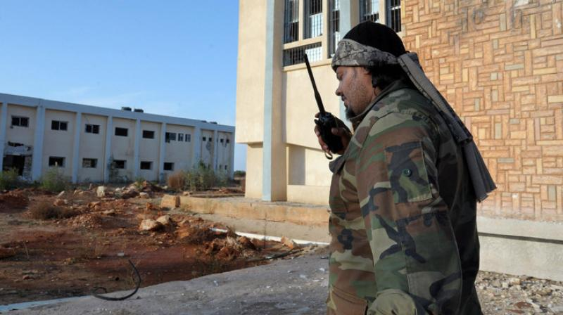 At Least 10 Dead In Clashes Near Libyan Border