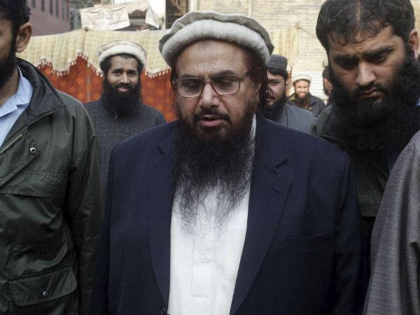 Saeed Slams Pak Govt For 'Cold' Response Over Kashmir Issue