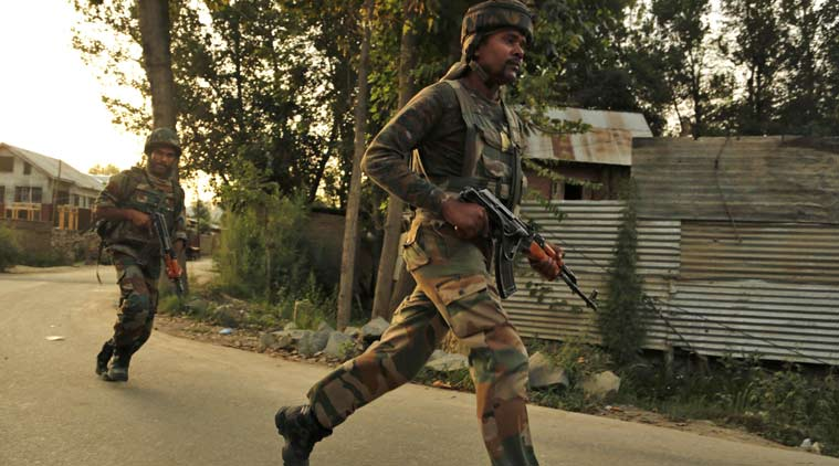 Awantipora Encounter; Army Operation In Many Villages Continues