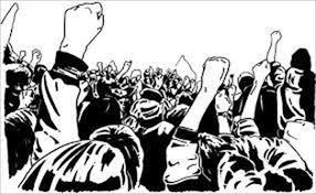 Protests Seeking Justice For Kathua Girl Turn Violent In Anantnag, Seven Injured