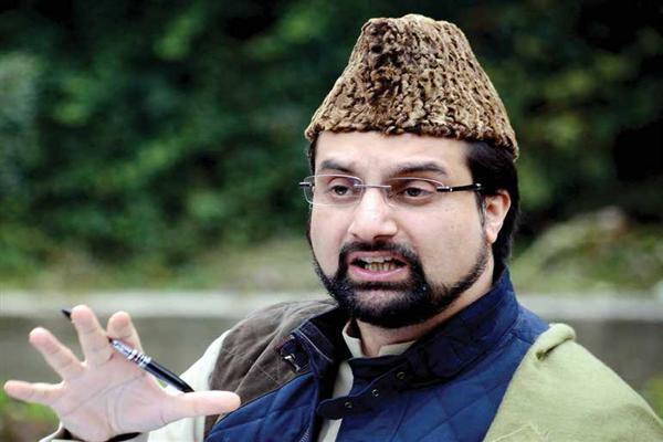 OIC Invites Mirwaiz For Meet On Kashmir In New York