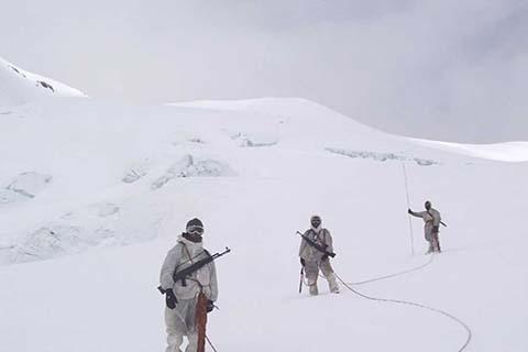 41 Army Men Died At Kashmir's Siachen Glacier Since 2013