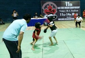 8-Year Kashmiri Girl Set To Play World Kick Boxing Championship