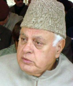 J&K Prime Victim Of Indo-Pak Hostility: Farooq Abdullah