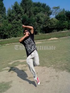 Bullets Cut Short The Journey Of Budding Cricketer