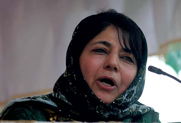 Jammu Haat To Come Up As All-Women Entrepreneurship Centre: CM Mehbooba