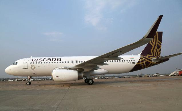 Vistara Starts Flying To Jammu & Kashmir