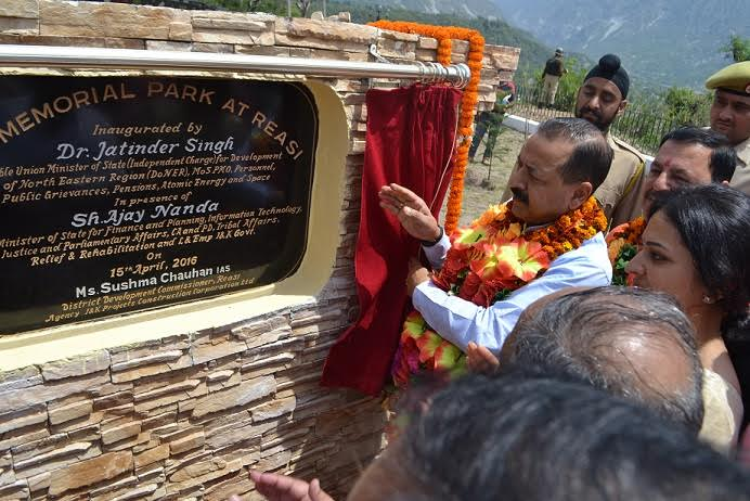 'To Showcase Bravery Of Indian Army', War Memorial Inaugurated At Reasi