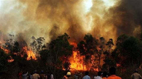 At Least 86 Killed, Over 200 Injured In Fire At Temple