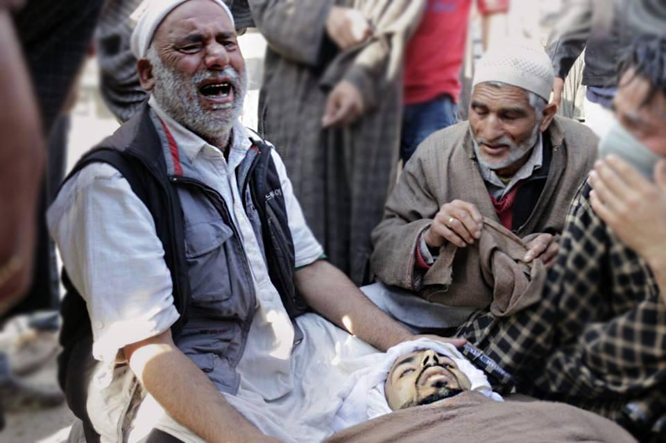Tahir Syeed Condemns Handwara Killings