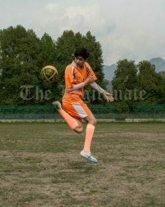 Deflating Girl's Soccer Dream