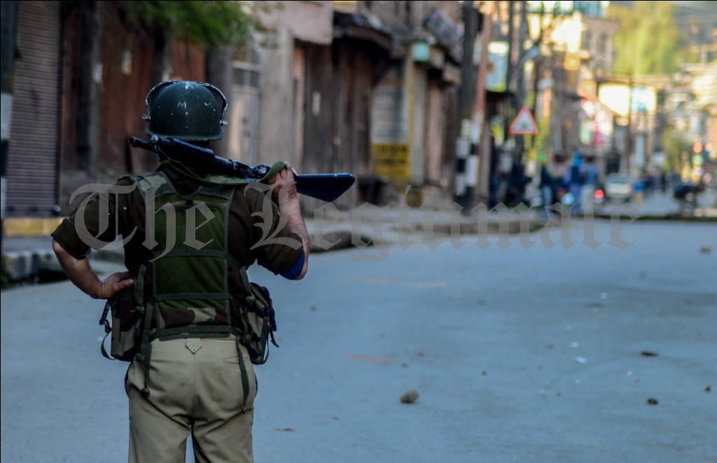 Restrictions To Continue In Kashmir Capital On Friday