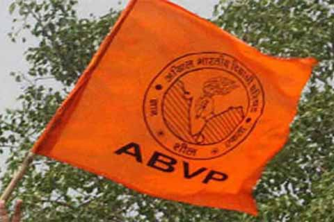 ABVP Derides 'Anti-Nationalism' In JU, Threatens To Chop Leftists' Legs
