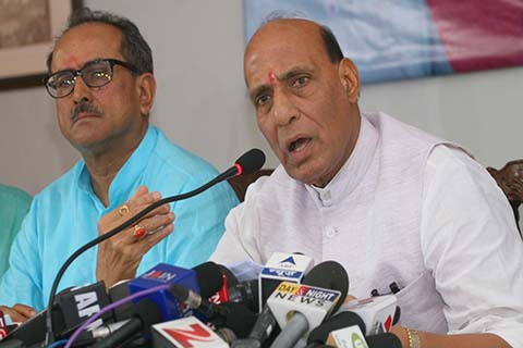 No Threat From Islamic State As Muslims Won't Allow Them To Grow: Rajnath Singh
