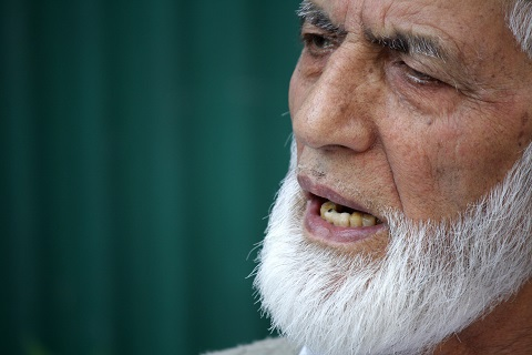 Present Regime Has Formally Started War Against Pro-freedom People: Geelani